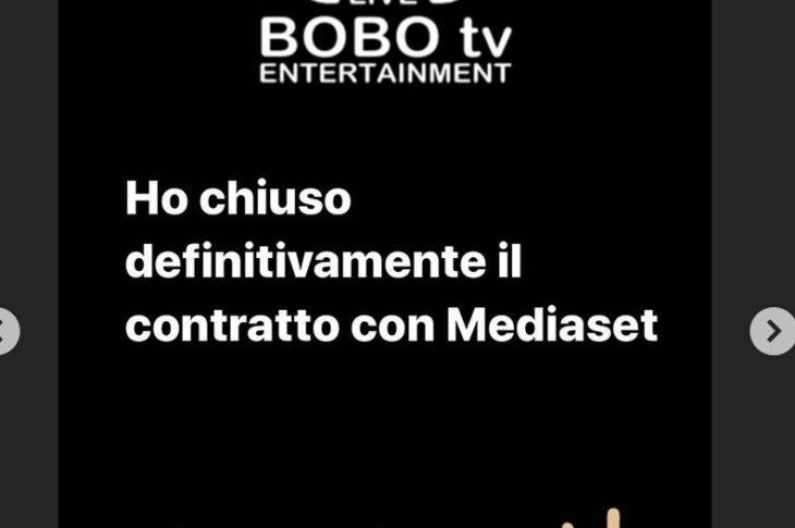 Christian Vieri, addio a Mediaset: 'Ho chiuso il contratto'