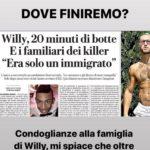 Morte di Willy, Chiara Ferragni: 'Il problema lo risolvi cancellando la cultura fascista'