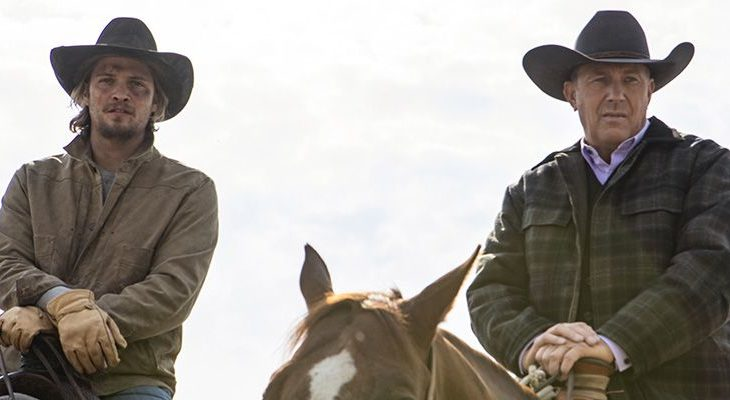 Yellowstone 2, Kevin Costner torna nei panni del cowboy John Dutton