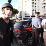 Striscia la notizia, insulti e sputi per Vittorio Brumotti a Tor Bella Monaca